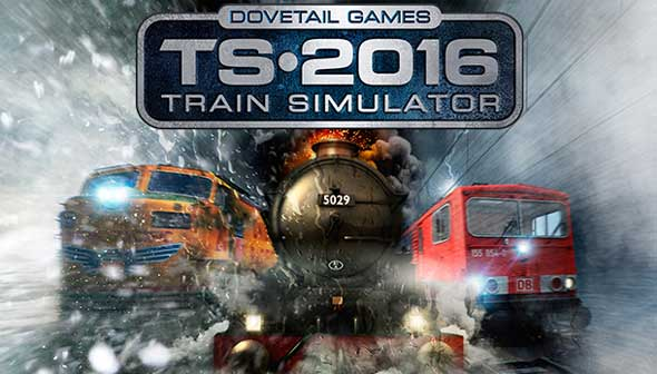 TRAIN SIMULATOR 2016-CODEX