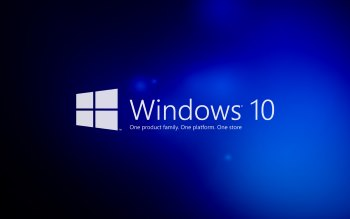Wallpaper: Windows 10