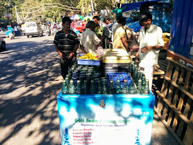 Goli Soda Stall at Kadalekai Parishe