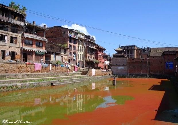 Bhaktapur, Kwatandau Pokhari