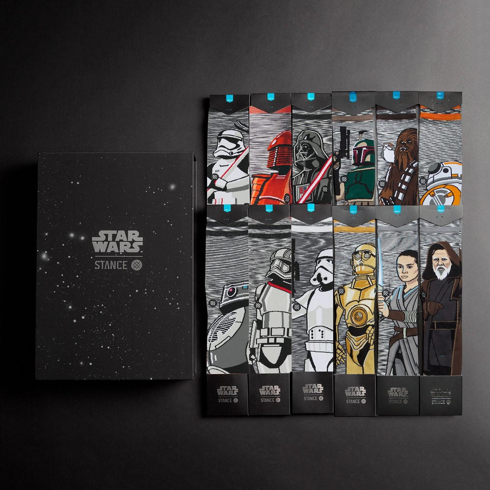 The Blot Says Star Wars The Last Jedi Designer Sock