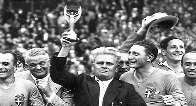 Dünya Kupası'nı Kazanan Teknik Direktörler - Vittorio Pozzo - Kurgu Gücü