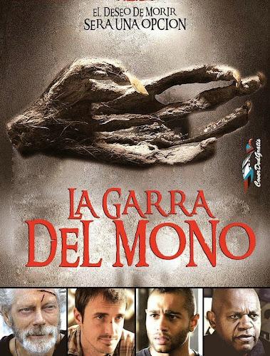 La Garra del Mono DVDRip Latino