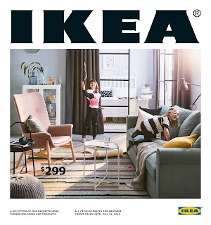 Nowy katalog IKEA 2019- roślinne dodatki do domu, ogrodu i na taras