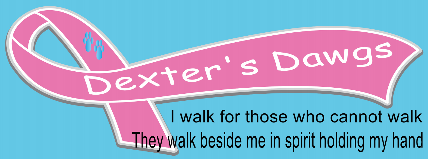 Relay for Life Banner for Dexter's Dawgs | Banners.com