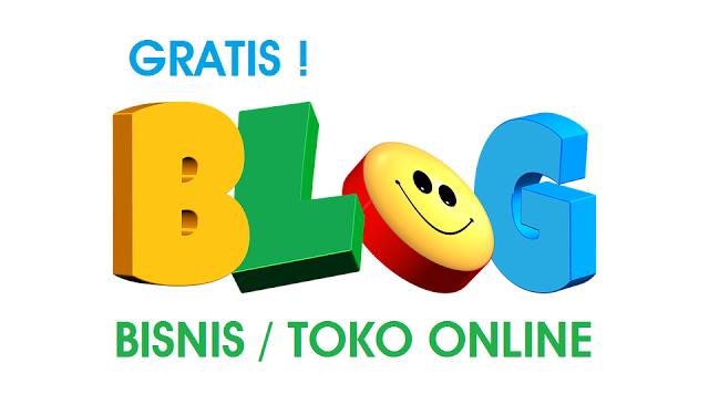 Keuntungan Binis Online dengan Website/Blog Gratis