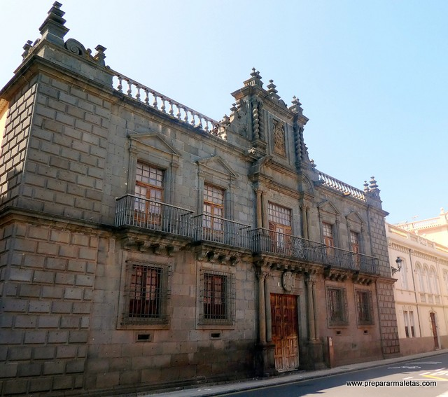 edificio histórico la laguna