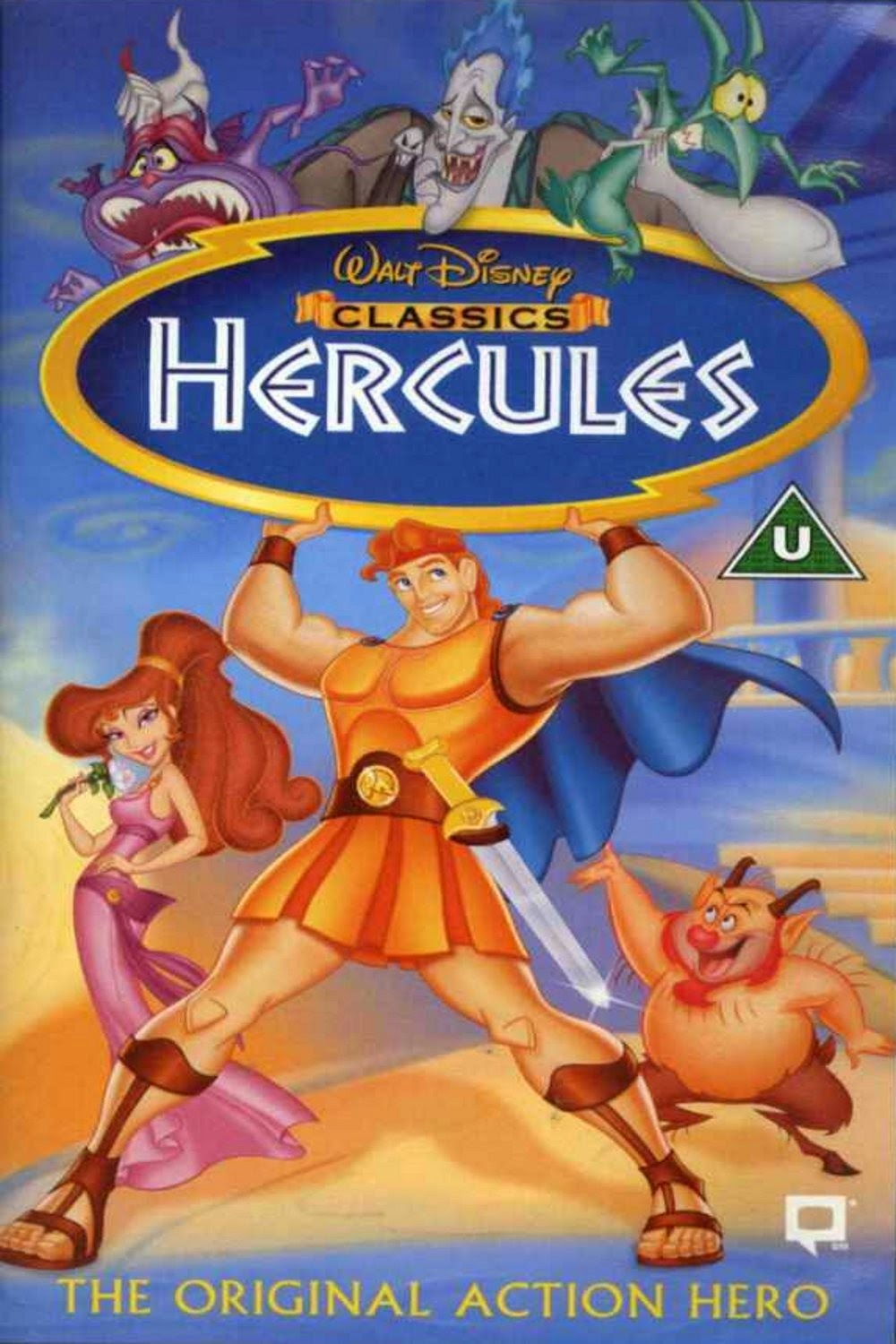 Watch Hercules (1997) Online For Free Full Movie English Stream