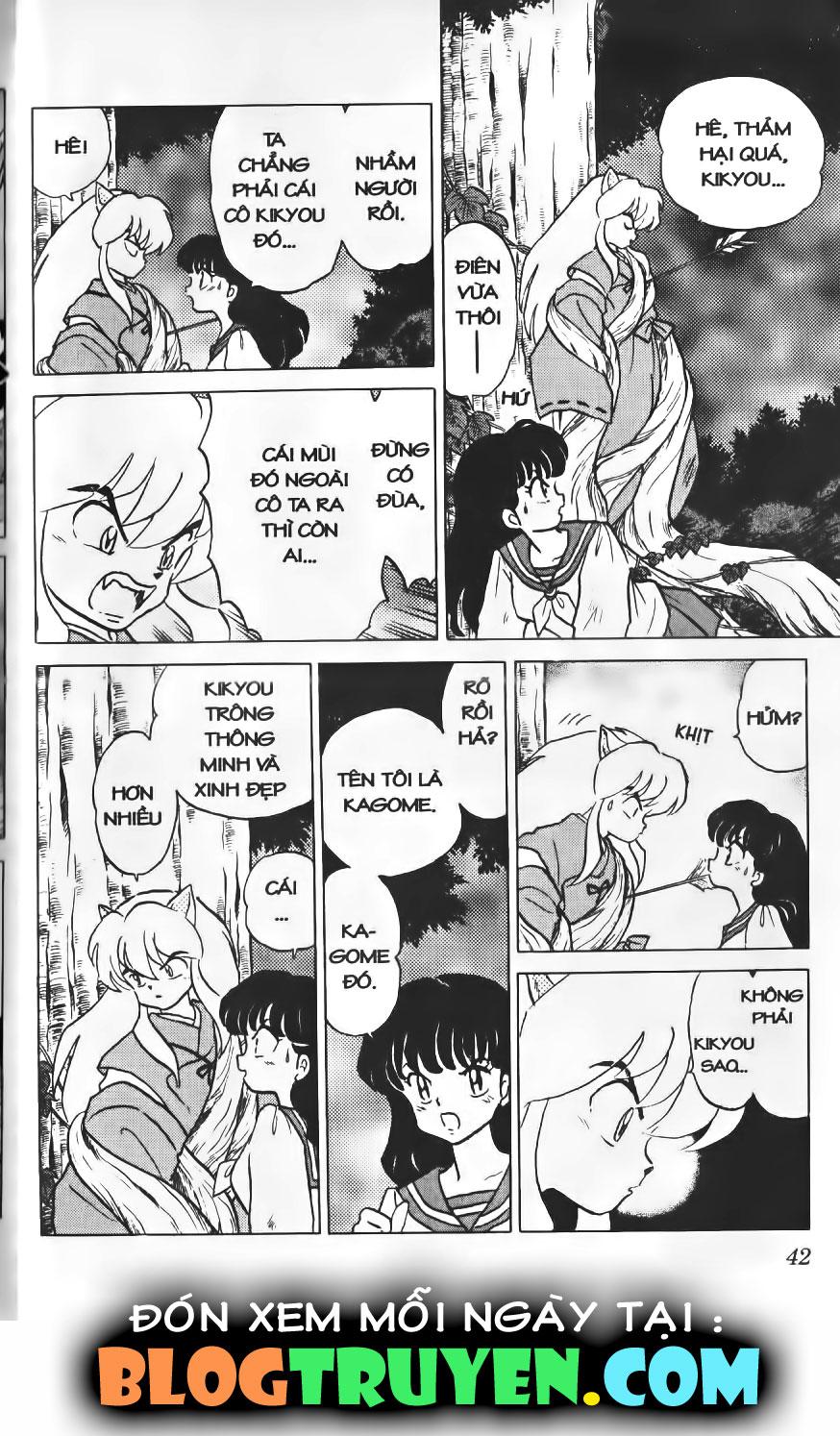 Inuyasha vol 01.2 trang 6