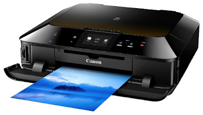 Top notch text printing together with photograph printing unbelievably exactly correct Canon Pixma MG6340 Driver Download