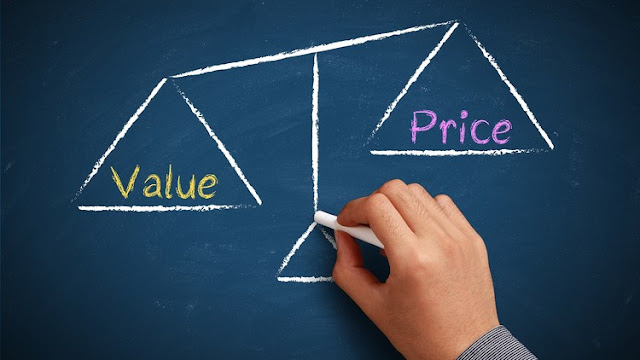Sales optimization – Selling value instead of price