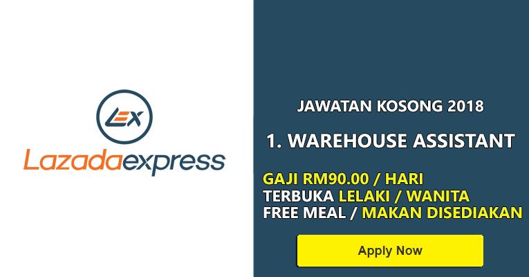 Lazada Express Malaysia Sdn Bhd