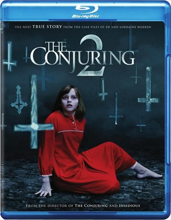 The Conjuring 2 2016 Full Movie English 350MB 480p BRRip ESubs