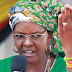 Zimbabwe first lady announces herself as new President after Robert Mugabe hints at retirement over health issues