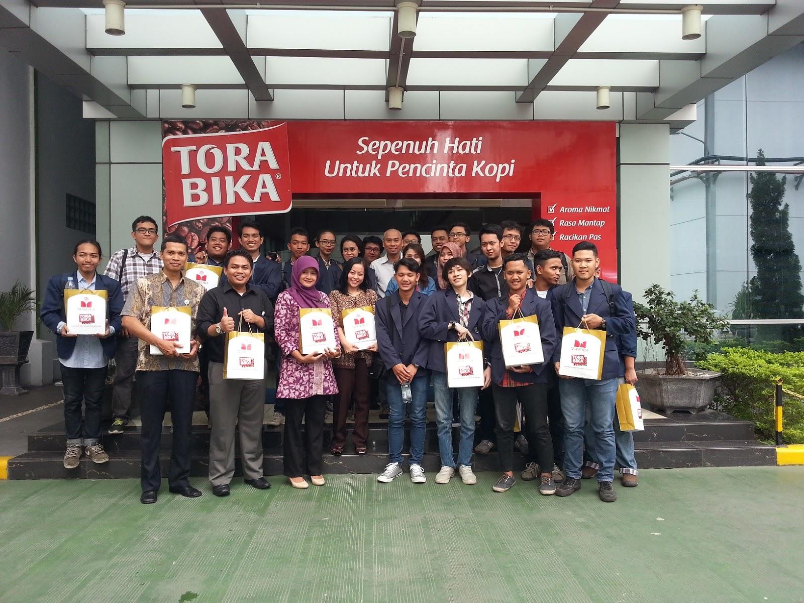 Lowongan Kerja Cikupa Tangerang PT TORABIKA EKASEMESTA