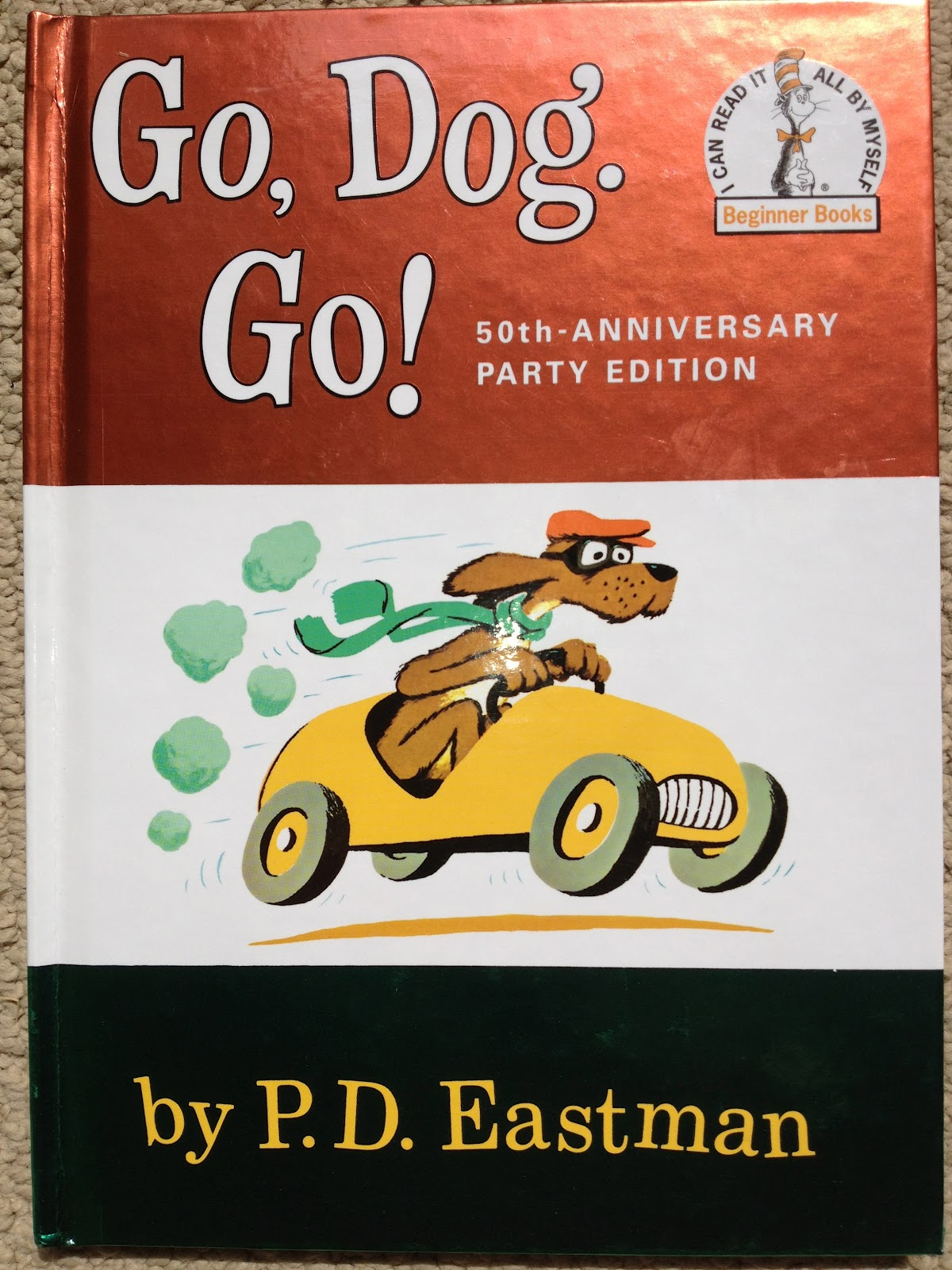More Than Words Go Dog Go A Great Book For Practicing