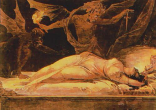 hantu lilu di israel yang suka memperkosa wanita