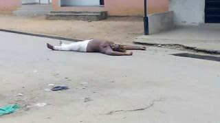 Suspected ritualists cut woman's breasts, dumps lifeless body in Uyo