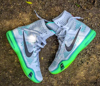 new styles 6e9fd e7f89 Here is a look at the new Nike Kobe X Elite  Elevate  Sneaker Available Now  HERE with more sizes HERE, HERE , HERE   HERE. Peep more detailed images  after ...