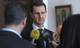 Άσαντ: Ενδεχόμενη επίθεση της Δύσης θα αποσταθεροποιήσει την περιοχή