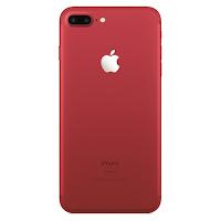 iphone 7 plus rosso