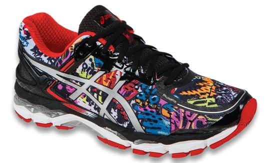 cápsula pelota Experto  Ready For A Run?: ASICS 2015 NYC Marathon Pack for Men | SHOEOGRAPHY