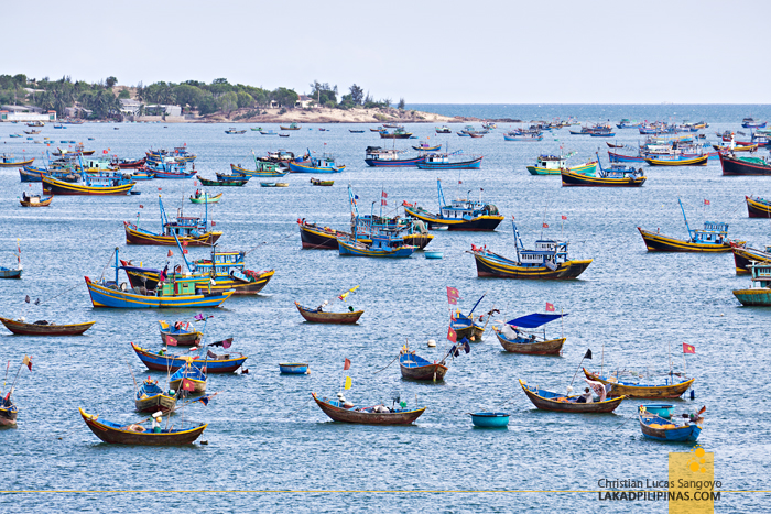 Fishing Village Mui Ne Half Day Tour
