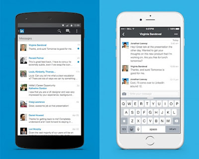 LinkedIn introduces new messaging feature for Android, iOS and desktop