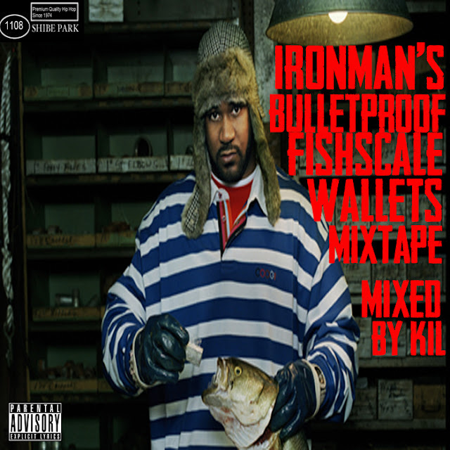 Ironman's Bulletproof Fishscale Wallets Mixtape