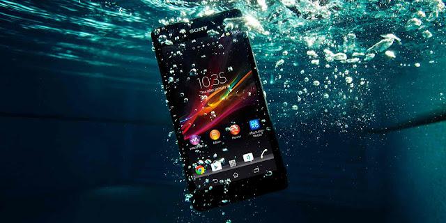 Quanto è utile l'impermeabilità in uno smartphone?