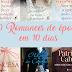 #10on10 | Dez romances de época em dez dias