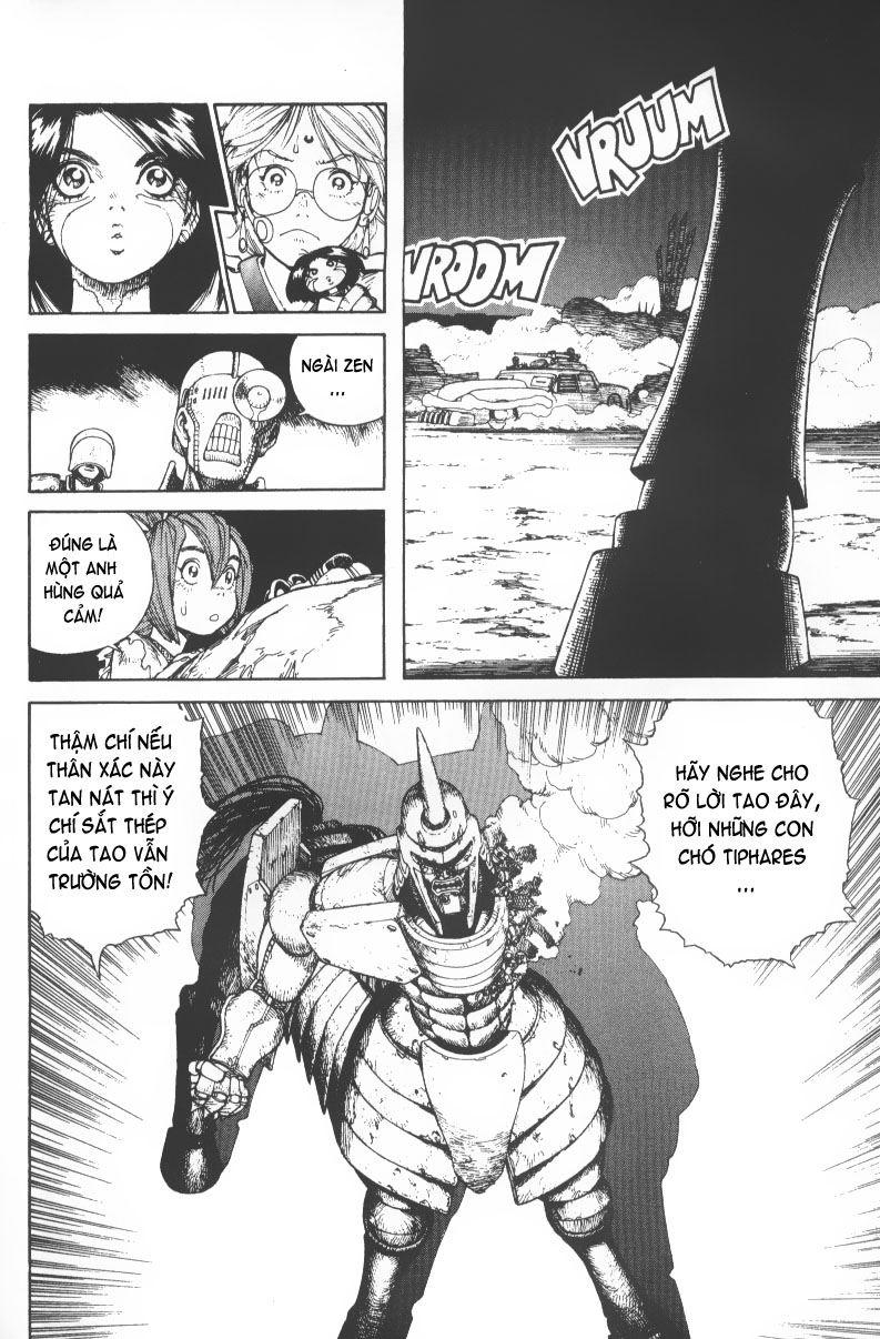 Battle Angel Alita chapter 39 trang 59