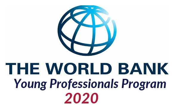 YPP at World Bank Group 2020