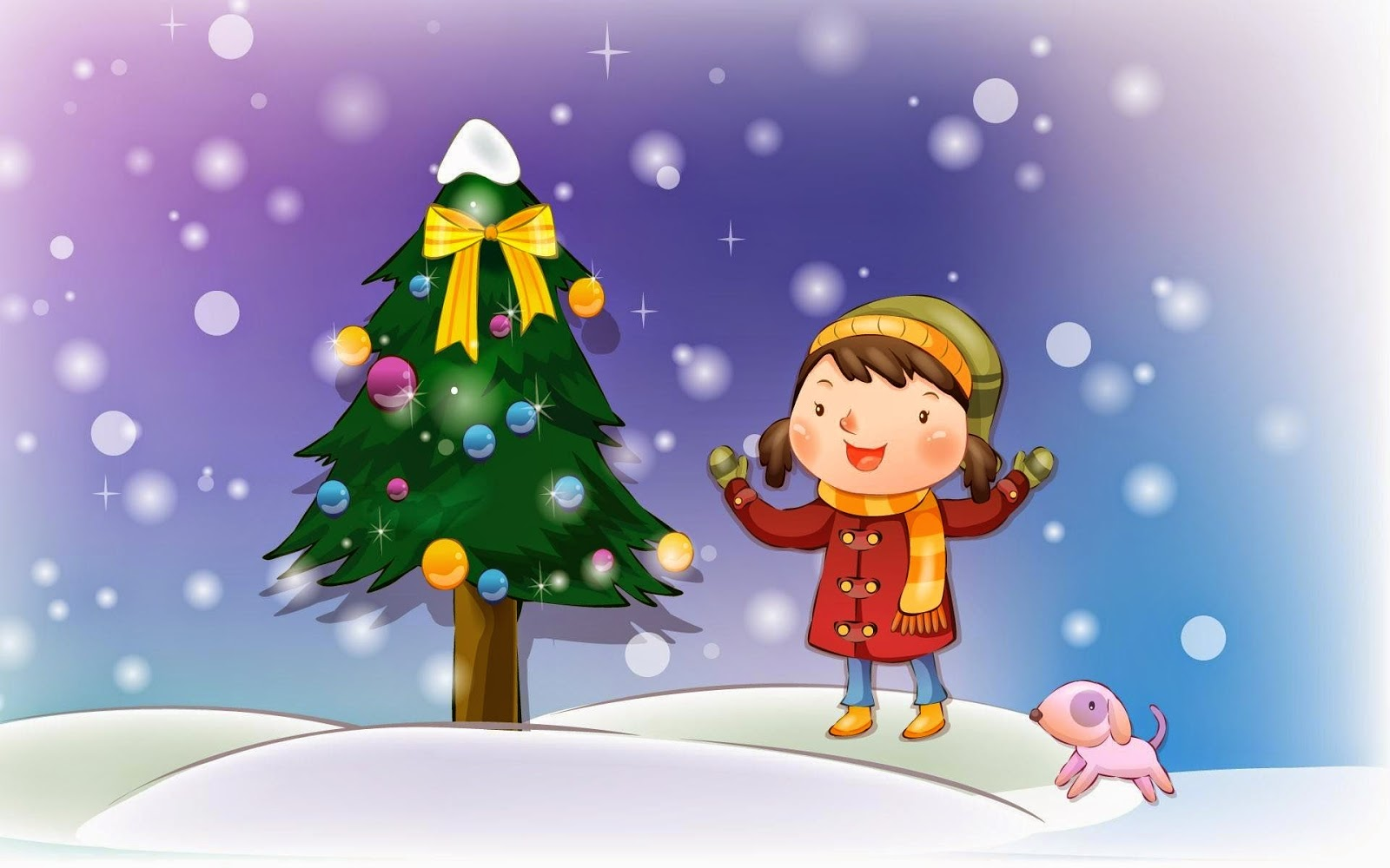 cute-little-kid-with-puppy-in-snow-xmas-tree-christmas-time-animation-cartoon-wallpapers.jpg