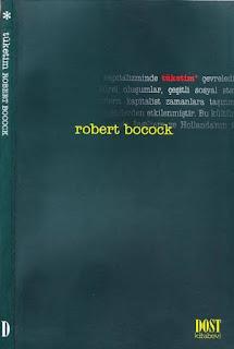 Robert Bocock - Tüketim