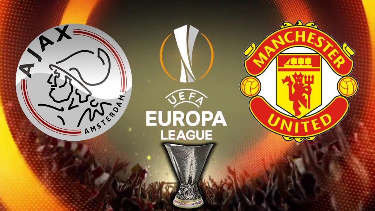 Ajax vs Manchester United Full Match 24 May 2017 ...
