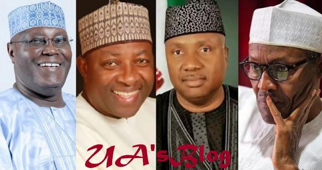 Buhari orders NSA, SPIP and EFCC to begin probe of Adamawa and Bauchi GOVS over fear of Defection to  Atiku
