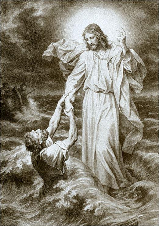 Jesus will help us.