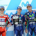 Vinales Pole MotoGP Aragon 2017