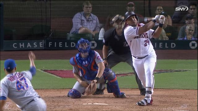 Yasmany Tomás ha superado con creces los números de su primer año en la MLB