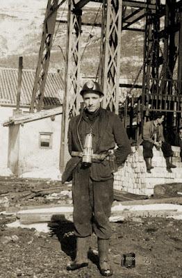 Pedro Otaola, uno de los vigilantes del Pozo Peragido