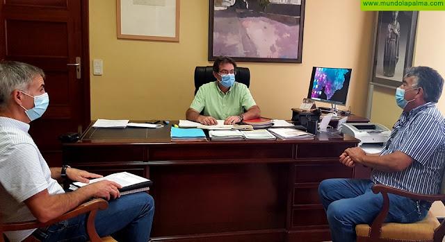 El Cabildo y ASPA analizan la situación del sector primario insular ante la crisis de la COVID-19