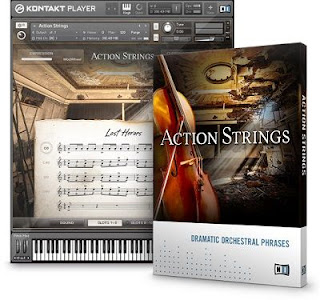 NI Action Strings Ritmos Orquestales de Cuerda VST