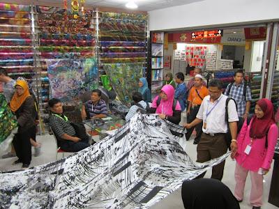 tips penting pilih kain tudung natasha blog