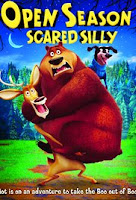 Open Season: Scared Silly (2015) Poster