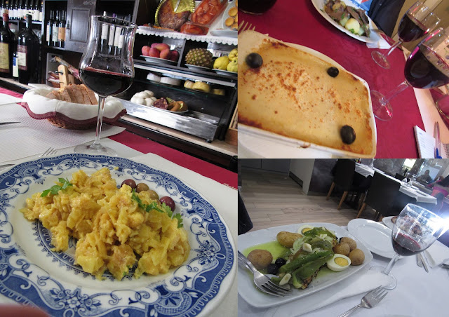 Cozinha portuguesa onde comer em portugal