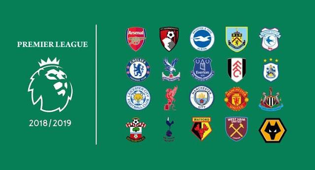 Hasil Lengkap & Klasemen Liga Inggris 2018-2019 Terbaru.