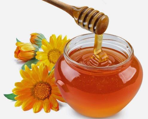 Receitas caseiras mel