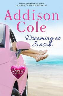 Dreaming at Seaside (Sweet with Heat: Seaside Summers #2)