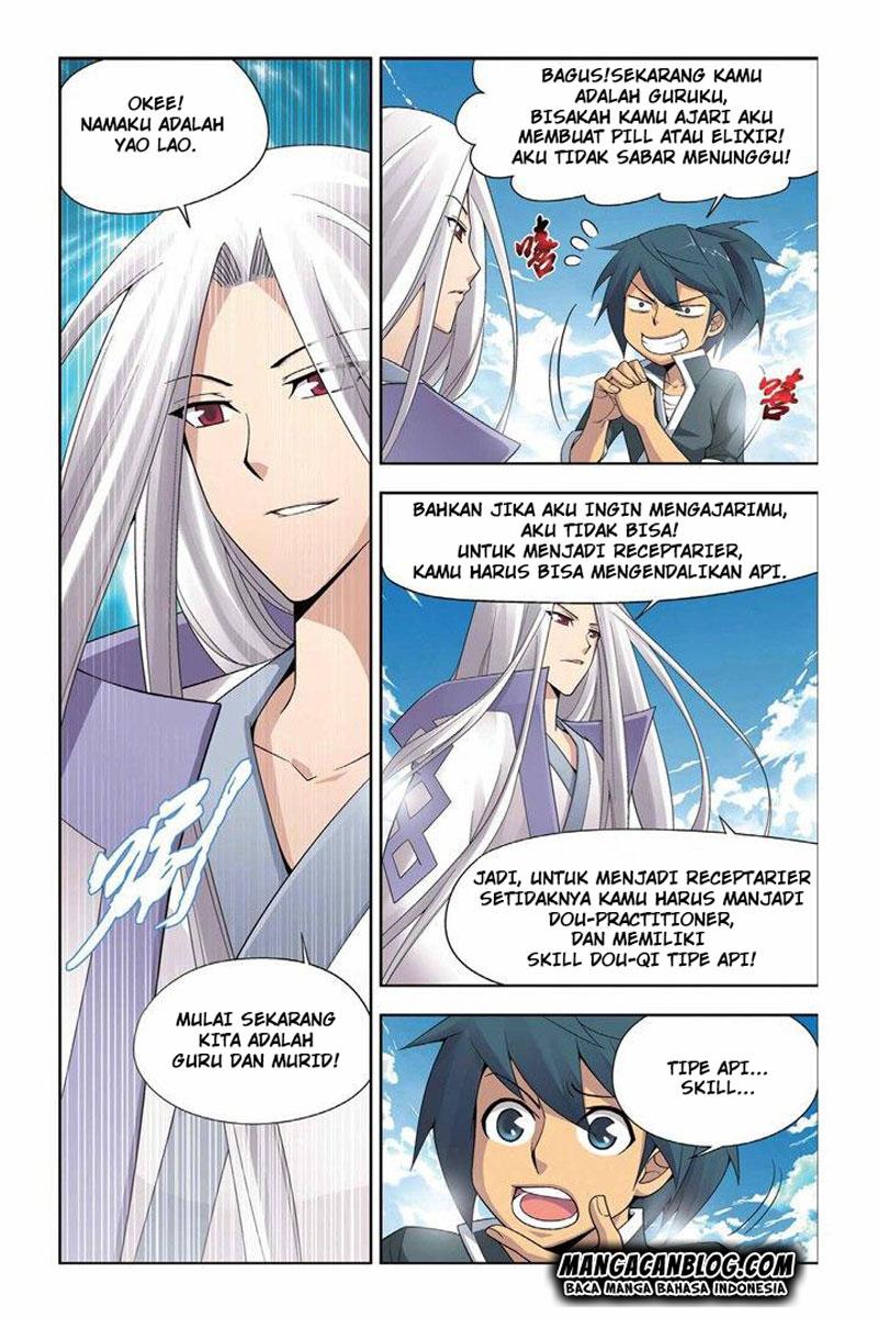Battle Through Heaven Chapter 03-21